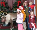 Prancer and all of us.