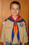 Brand New Boy Scout 2010
