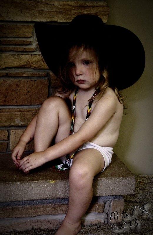 Cowgirl Megan